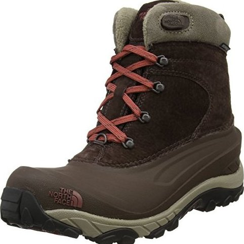 Image 0 of Chilkat II Boot - Mens Mulch Brown/Brick House Red by The North Face
