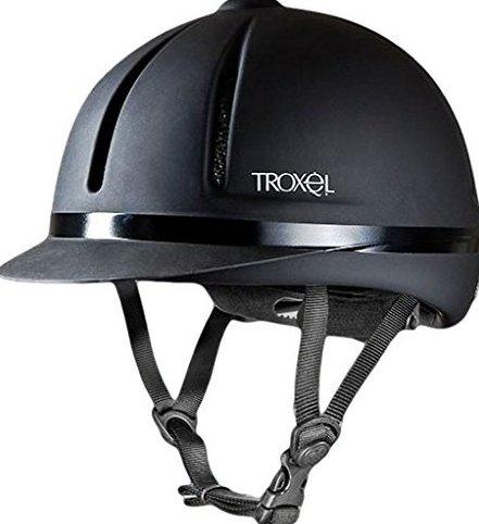 Image 0 of Legacy Schooling Helmet Small Black Duratec by Troxel