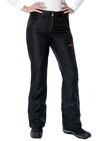 Image 0 of Womens Insulated Snow Pant Black Small/Tall by Arctix