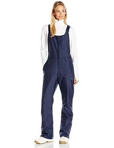 Image 0 of Womens Classic Insulated Snow Overalls Bib Blue Night Me by Arctix