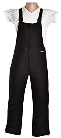 Image 0 of Mens Essential Bib Overall Black X-Large/Regular by Arctix