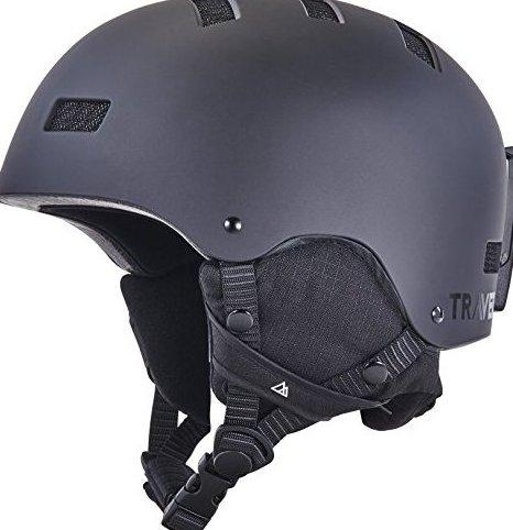 Image 0 of Vigilis Convertible Ski  Snowboard/Bike  Helmet by Traverse Sports