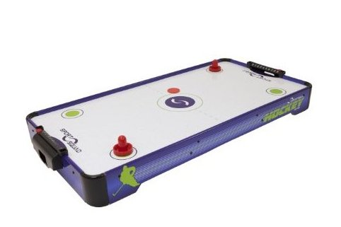 Image 0 of HX40 Electric Powered Air Hockey Table by Sport Squad