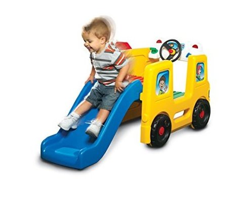 Image 0 of School Bus Activity Gym by Little Tikes