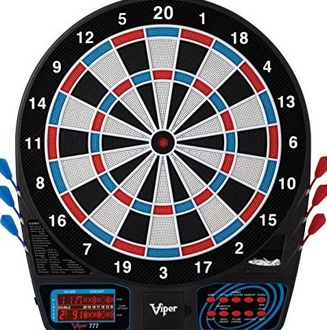 Image 0 of Viper 777 Electronic Soft Tip Dartboard by Viper by GLD Products