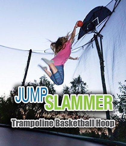 Image 0 of Jump Slammer Trampoline Basketball Hoop by Trampoline Pro