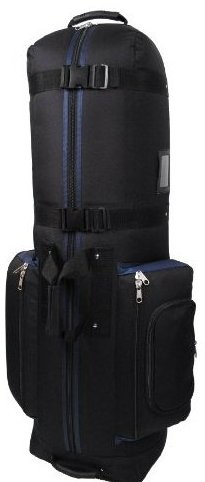 Image 0 of CaddyDaddy Golf Constrictor 2 Travel Cover Black/Navy by Caddy Daddy