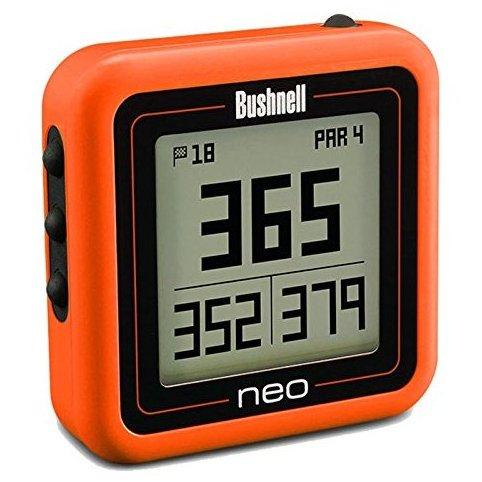 Image 0 of Neo Ghost Golf GPS/Rangefinder Orange by Bushnell