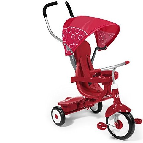 Image 0 of 4-in-1 Stroll N Trike by Radio Flyer