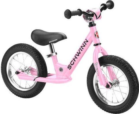 12-Inch Balance Bike Pink by Schwinn