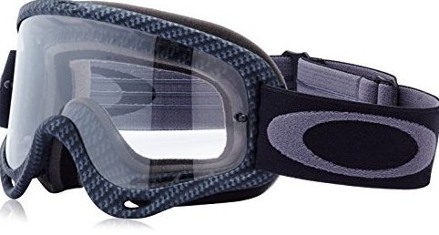 Image 0 of O-Frame Graphic Frame MX Goggles True Carbon Fiber/Clear L by Oakley