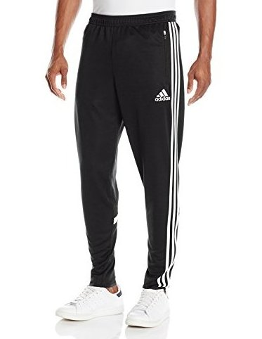 Image 0 of Performance Mens Condivo Training Pant Medium Black/Whit by adidas