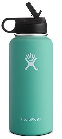 Image 0 of Vacuum Insulated Stainless Steel Water Bottle Wide Mou by Hydro Flask