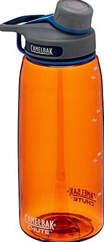 Image 0 of Chute Water Bottle Rust 1-Liter by CamelBak