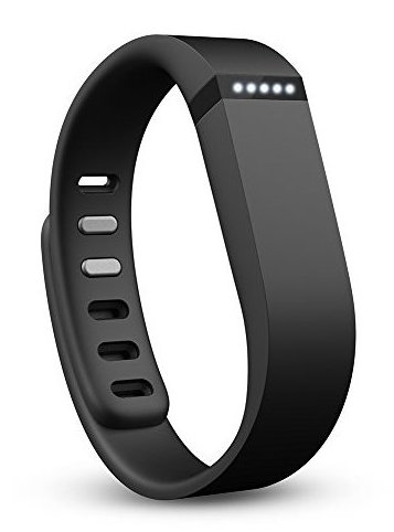 Image 0 of Flex Wireless Activity  Sleep Wristband Black by Fitbit