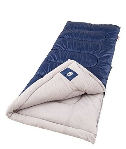 Image 0 of Brazos Cold-Weather Sleeping Bag by Coleman