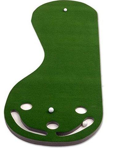 Image 0 of Grassroots Par Three Putting Green 9-feet x 3-feet by Putt-A-Bout