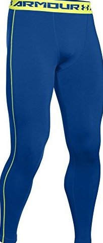 Image 0 of Mens UA HeatGear Armour Compression Leggings Large U by Under Armour