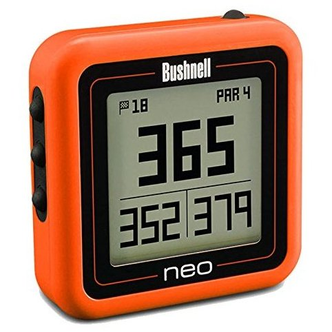 Image 0 of Neo Ghost Golf GPS/Rangefinder Orange by Bushnell