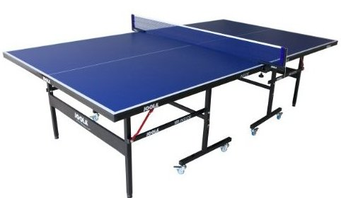 Image 0 of Inside 15 Table Tennis Table with Net Set by Joola