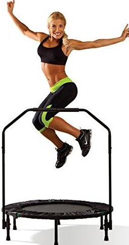 Image 0 of Impex Fitness  Cardio Trampoline Trainer by Marcy