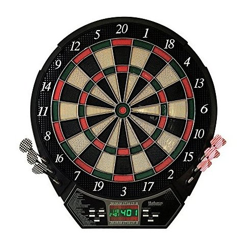 Image 0 of Hathaway Magnum Electronic Soft Tip Dartboard by Hathaway