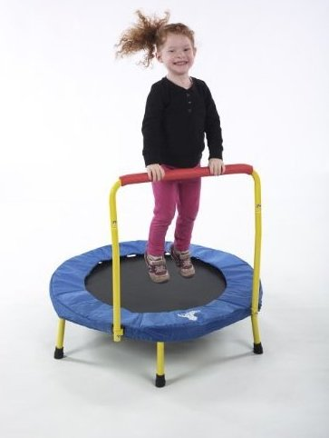 Image 0 of Fold  Go Trampoline TM by The Original Toy Company
