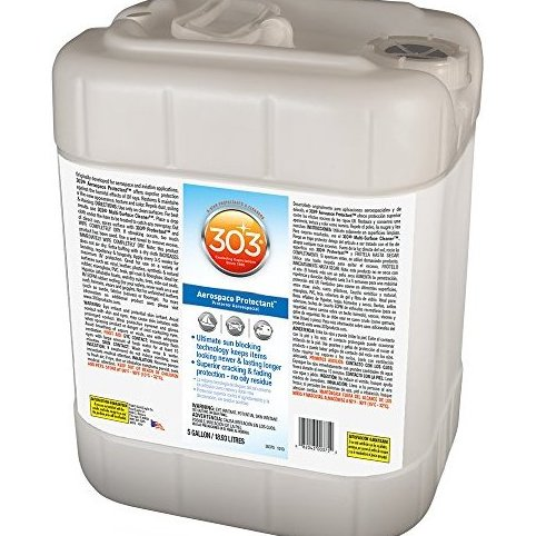 303 30375 UV Protectant Refill 5 Gallon by 303 Products