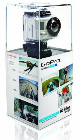 Image 0 of HD Hero Naked by GoPro