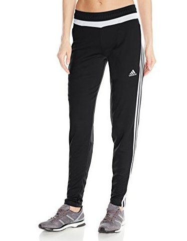 Image 0 of Performance Womens Tiro Training Pant X-Small Black/Whit by adidas