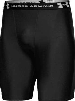 Image 0 of Mens UA HeatGear Compression Shorts by Under Armour
