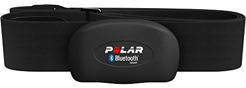 H7 Bluetooth Heart Rate Sensor  Fitness Tracker Black Med by Polar