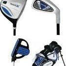 Image 0 of Tour X 3-Piece Junior Golf Complete Set with Sta by Merchants of Golf
