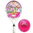Image 0 of Pink Racquet 19  Purple Ball for Ages 5 by Le Petit Tennis