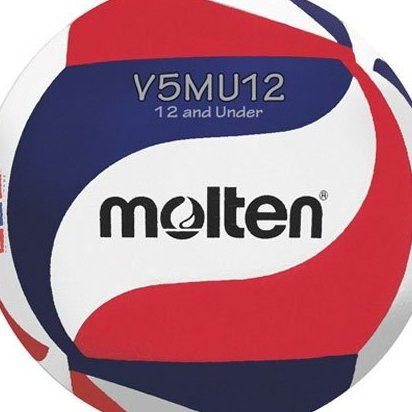 Image 0 of V5mu12 - Premium Light Youth Volleybal 12 years old and un by Molten