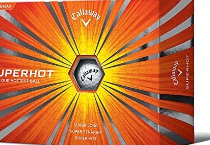 Image 0 of SuperHot Golf Balls - Box of 24 White by Callaway