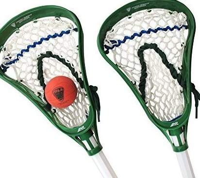 Image 0 of Major League Lacrosse Mini Sticks Set by AR Sports