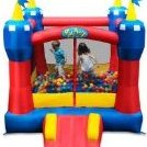 Image 0 of Magic Castle Inflatable Bouncer by Blast Zone