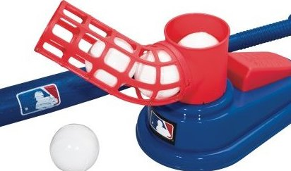 Image 0 of MLB Pop A Pitch by Franklin Sports