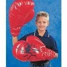 Image 0 of Single Pair Giant Jumbo Inflatable Boxing Gloves Toy by Fun Express
