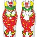 Image 0 of One Clown Bop Bag - Punching Clown by Kid Fun