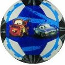 Image 0 of Disney/Pixar Cars Soccer Ball - Size 3 by Franklin Sports