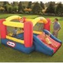 Image 0 of Jump n Slide Bouncer by Little Tikes