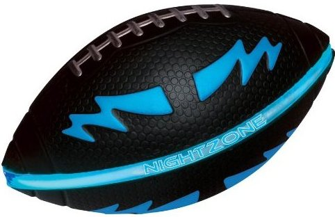 Image 0 of Nightzone Football Blue by Toysmith