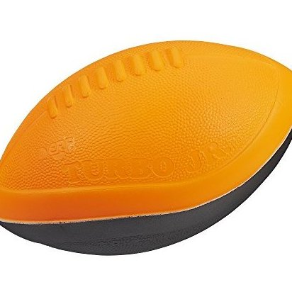 Image 0 of N-Sports Turbo Jr. Football by Nerf