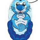 Image 0 of 33quot; Kiddie Snow SEAL Character Pull Sled by Aqua Leisure