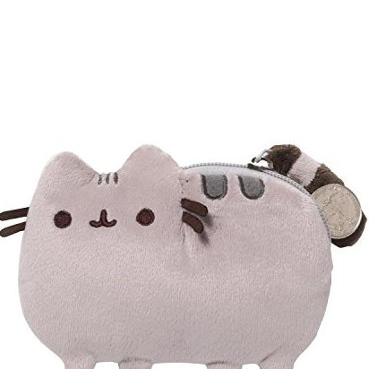 Image 0 of Pusheen Plush Coin Purse by GUND