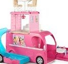 Image 0 of Pop-Up Camper Vehicle by Barbie