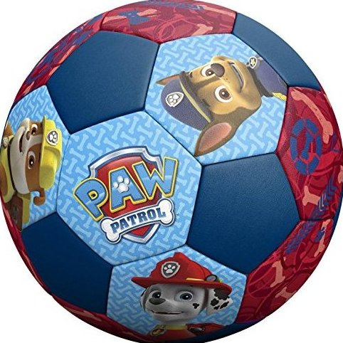 Image 0 of Paw Patrol 3 Jr. Soccer Ball by Hedstrom