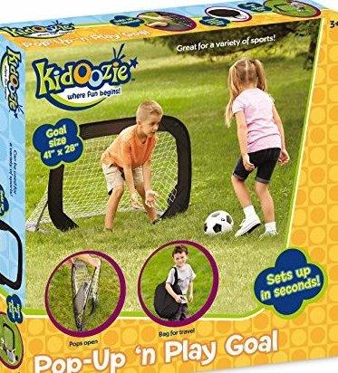 Image 0 of Pop-Up n Play Goal by Kidoozie